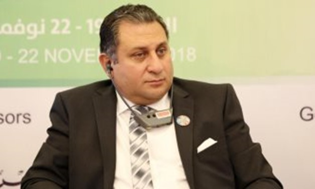 Chairman of Maat Foundation for Peace, Development and Human Rights Ayman Okail