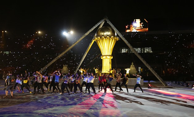 AFCON opening ceremony in Egypt amazes world