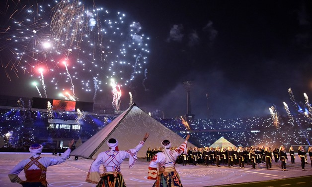 AFCON Opening Ceremony - FILE