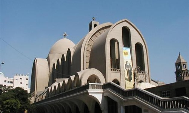 St. Mark's Orthodox Cathedral in Abbassia - eltravel
