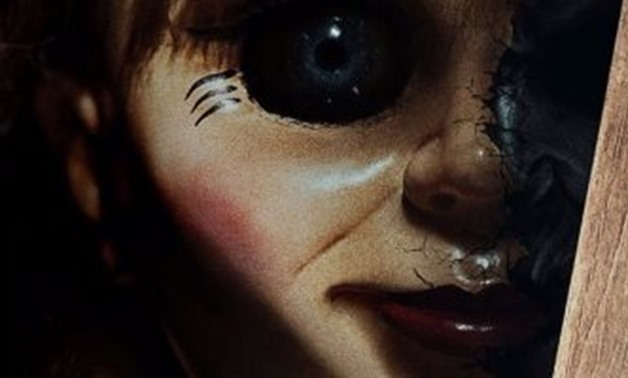 FILE - Annabelle Comes Home horror movie