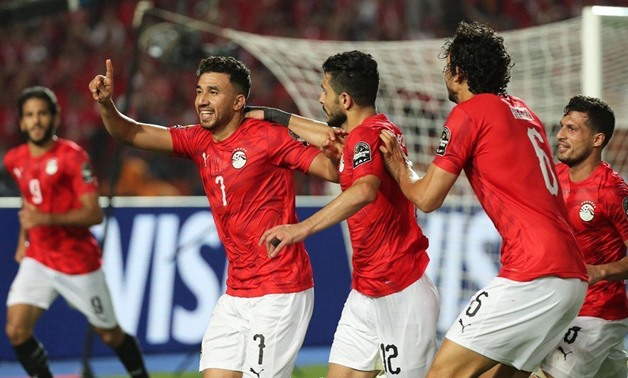 Trezeguet is the best player in the Egyptian national team this tournament - FILE