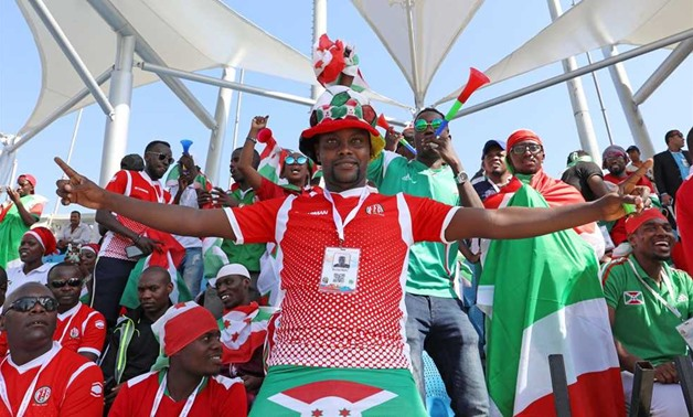 AFCON fans have been amazing in this edition of AFCON - FILE.