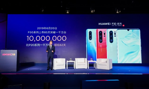 Kevin Ho,President of Handset Product Line of Huawei Consumer Business Group