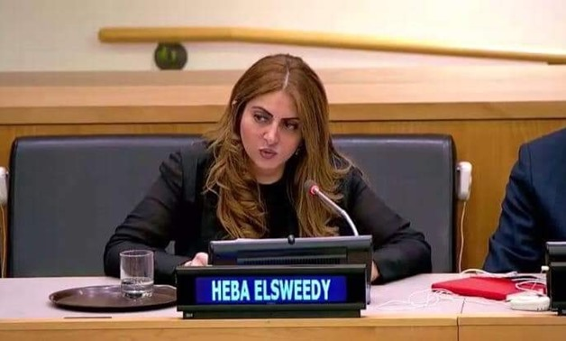 Ahl Masr Chairwoman, Dr. Heba El Sewedy,attended the ICSB annual meeting at the United Nations in New York