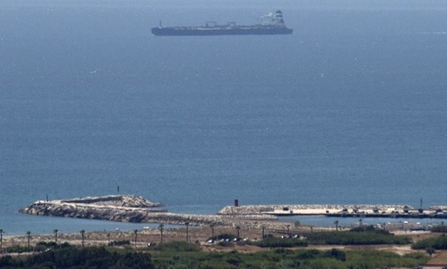 Iranian foreign ministry official said UK move of detaining an Iranian oil tanker is unnacceptable. (File/AFP)