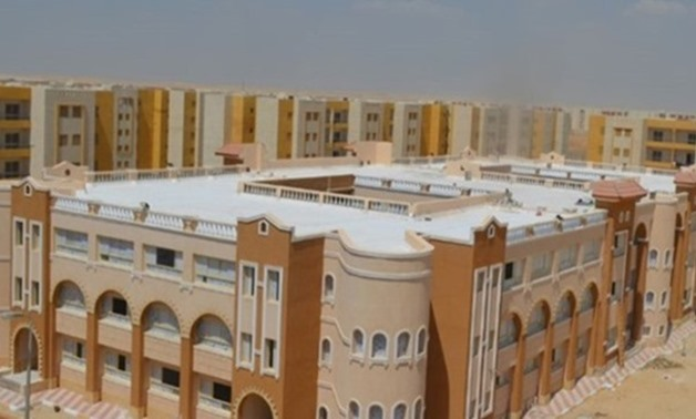 Building in 10th of Ramadan City - SIS