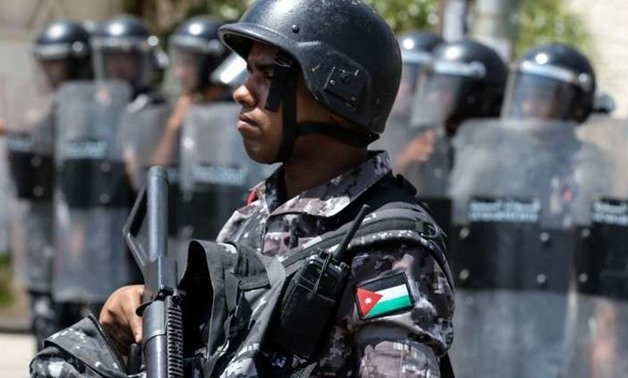 FILE: The terrorists are expected to be extradited to the Egyptian authorities after investigation.