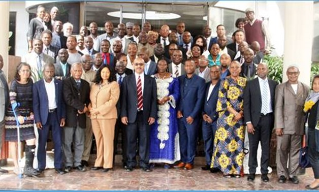 AU holds Sustainable Forest Management Workshop  - Photo from AU Directorate of Information and Communication