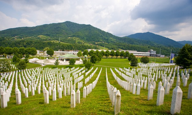 Srebrenica Genocide Memorial- CC via Flickr/ Mike Norton