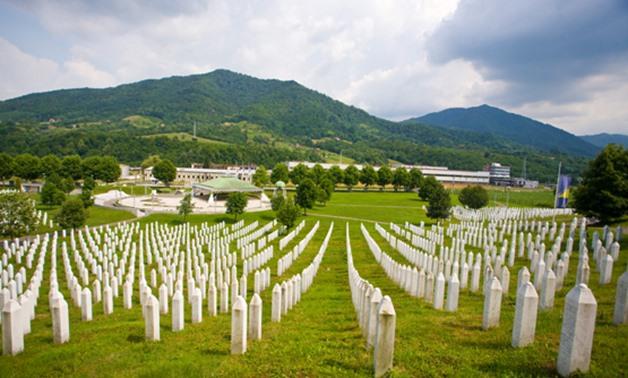 Srebrenica Genocide Memorial- CC via Flickr/ Mike Norton