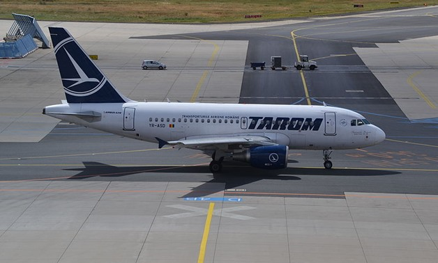 Airbus A318 od TAROM-Romanian Airlines at Frankfurt-FRA,Germany, 25/06/14- CC via Flickr/ Alec Wilson