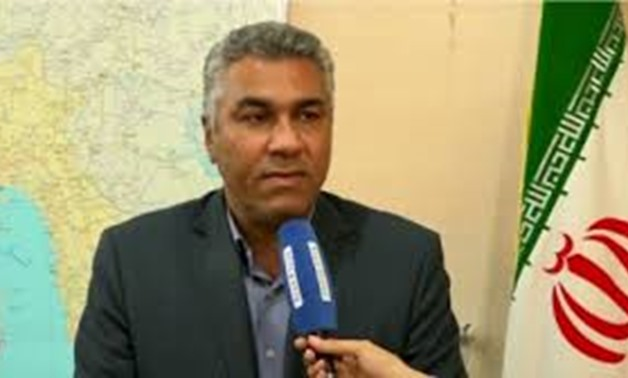Director General of Ports and Maritime Department of Hormozgan Province Allah-Morad Afifipour
