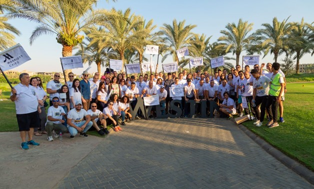 The annual cycling event, Road to Awareness took place on Saturday 20th of July at The Westin Cairo Golf Resort & Spa, Katameya Dunes.