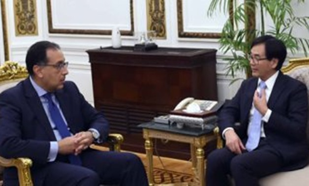 Prime Minister Moustafa Madbouli on Tuesday July 23 met with a mission of the World Bank to assess the business performance in Egypt