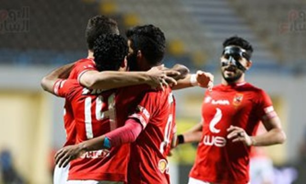 Al Ahly travel to Alexandria after performing training session