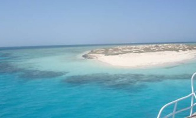 FILE - Sharm Al Loly beach at Marsa Alam southern Red Sea