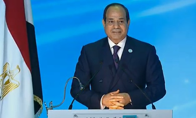 President Abdel Fatah al Sisi announced Tuesday inaugurating the 7th edition of the National Youth Conference at the New Administrative Capital (NAC).