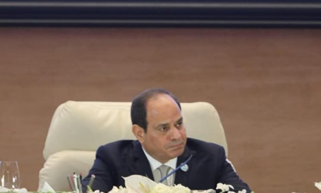 Sisi's speech came during a session on digitization on the second day of the seventh edition of the National Youth Conference, taking place at the New Administrative Capital