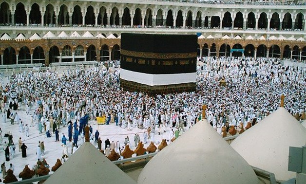 Muslims go around kaaba in Mecca- Egyptian Pilgrimage - CC via Flicr/Muhammad Ghouri
