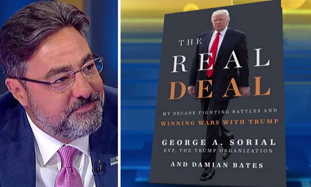 FILE: The Real Deal is simply a compilation of stories about Sorial's experiences, and that of many others, with DJT and the Organization.