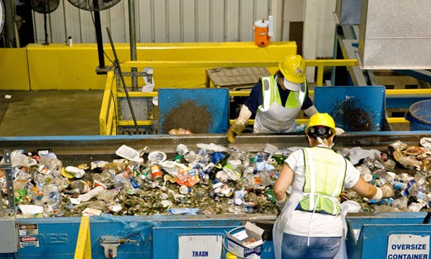 Municipal recycling facilities, Montgomery County, MD. 2007, Credit USEPA - CC via Wikimedia Commons/USEPA Environmental-Protection-Agency
