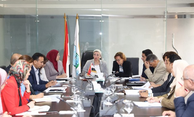 Foreign grants for environmental projects in Egypt rise by 68% according to Ministry of Environment, Monday - Press Photo