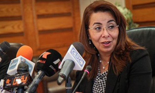 Minister of Solidarity Ghada Wali. According to the law, NGOs should register at the Ministry of Solidarity - File photo