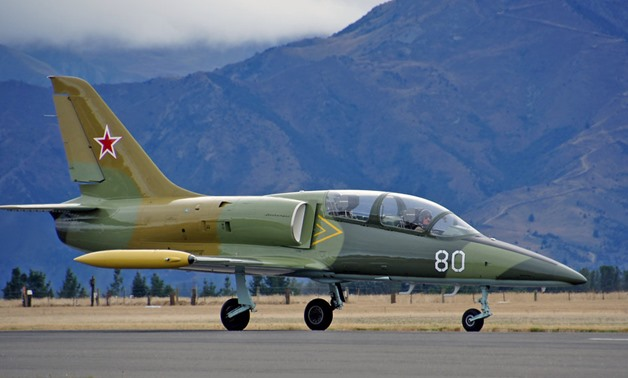 Aero L-39 Albatros fighter jet - CC via Flickr/Bernard Spragg. NZ