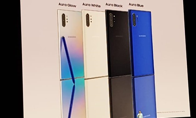 Samsung Electronics today unveiled the long awaited Galaxy Note10 which comes, for the first time ever, in two sizes, so consumers can find the Note that's best for them