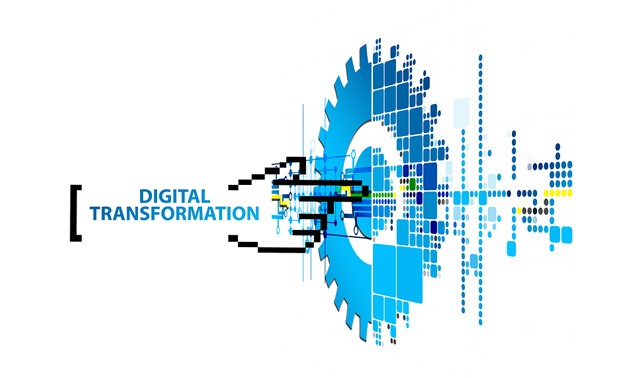 Digital transformation- CC via Pixabay/ geralt