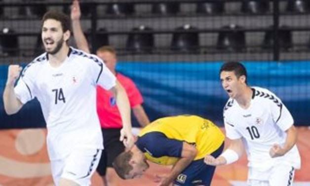 U-20 Egyptian team - FILE