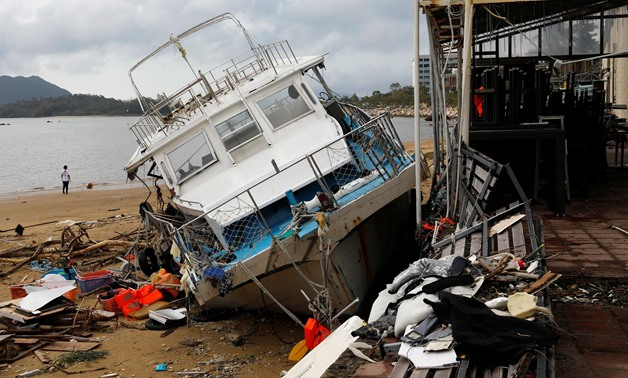 Hong Kong, southern China clean up after super typhoon - Reuters