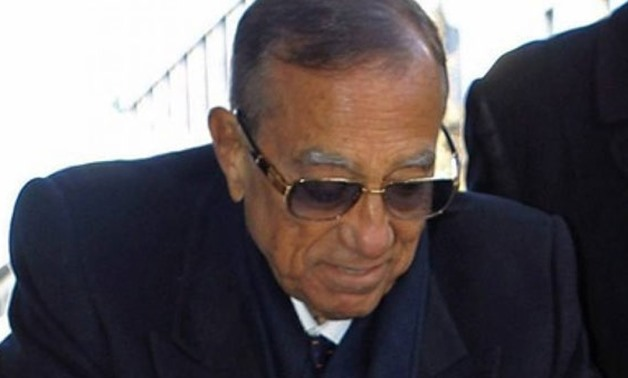 Egyptian businessman Hussein Salem