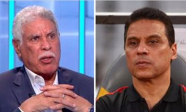 Hassan Shehata (L) and Hossam EL Badry (R) - FILE
