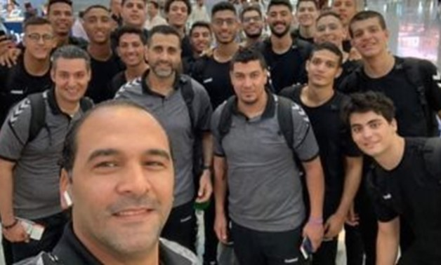 U-20 Egyptian team - FILE