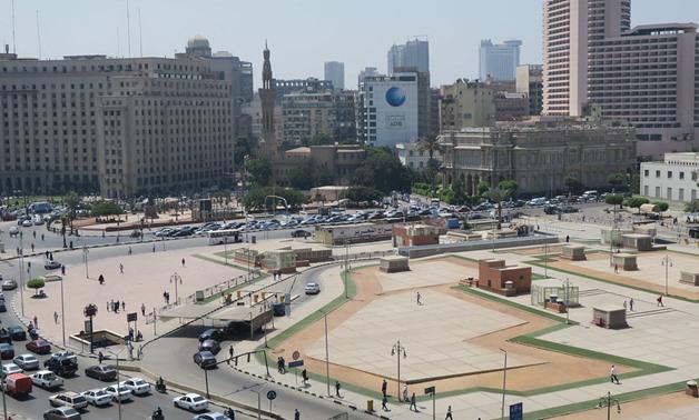 Tahrir square - Terrazzo/Flickr