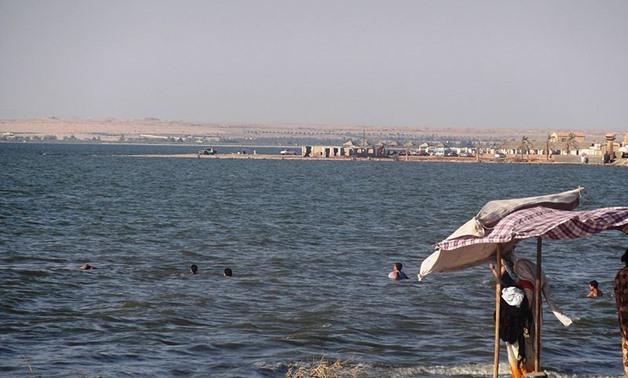 Lake Moeris - CC via Wikimedia