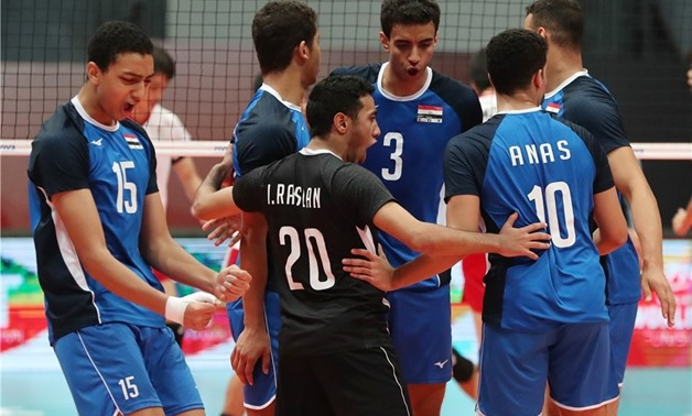 Egypt beat Japan in FIVB World U19 championship in Tunisia