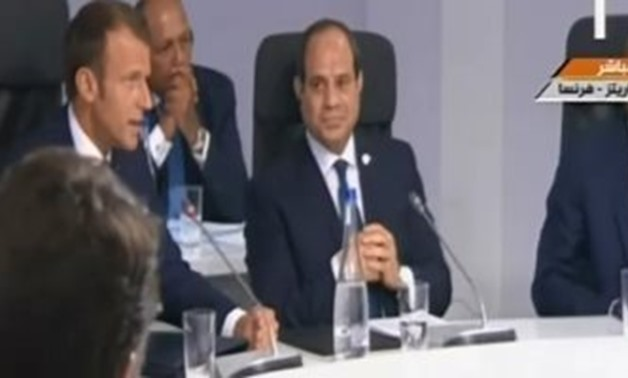 Africa relationship with int'l partners based on equality, common interests:Sisi