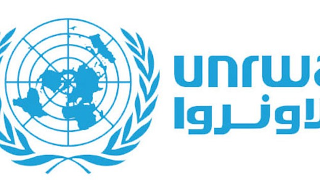 The United Nations Relief and Works Agency (UNRWA) logo