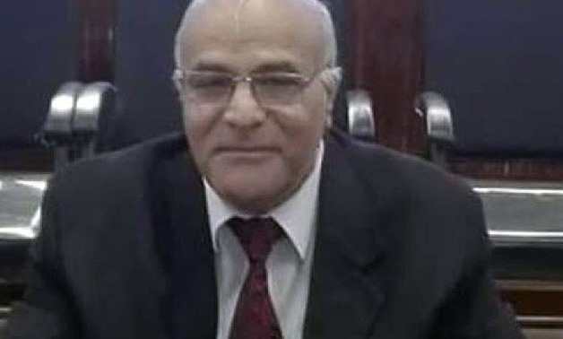 FILE: Late Egyptian nuclear scientist Abu Bakr Abdel Moneim Ramadan