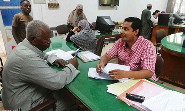 Aswan Governorate has announced the names of Nubians entitled to compensation, as they were displaced by the construction of Aswan Dam – Press photo