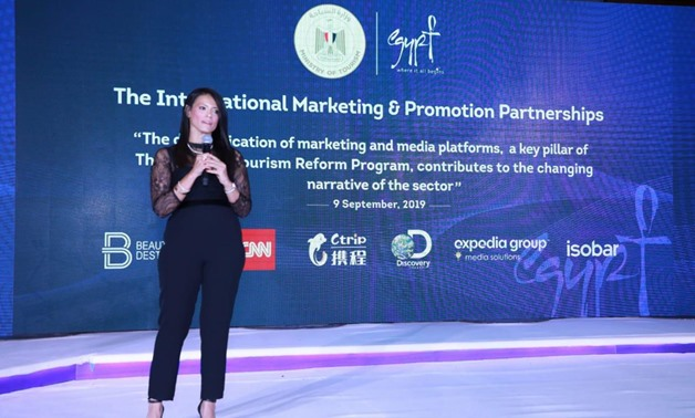 Ministry of Tourism announces International Marketing and Promotion Partnerships with Beautiful Destinations, CNN, Ctrip, Discovery, Expedia Group and Isobar - Press photo