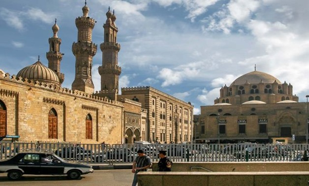 Part of Islamic Cairo - Press Photo