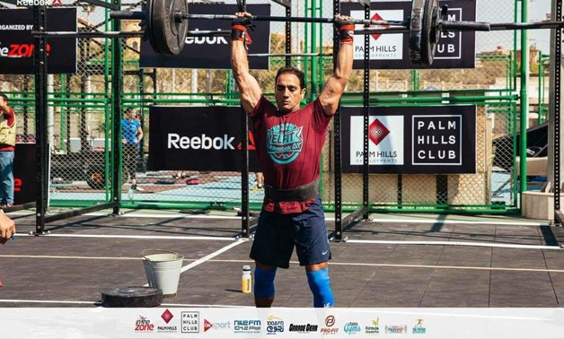 Egypt's CrossFit team will be enter the first iF3 Masters World Championships- photo courtesy of Youssef Nader.
