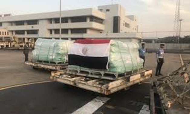 FILE_ Egypt sends 2nd medical aid to South Sudan