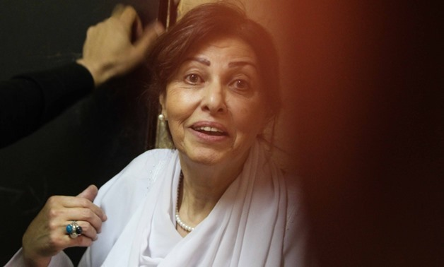 FILE - Souad al-Khouli, former deputy governor of Alexandria - Egypt Today/KhaledKamel