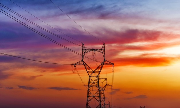 Electricity towers - FILE