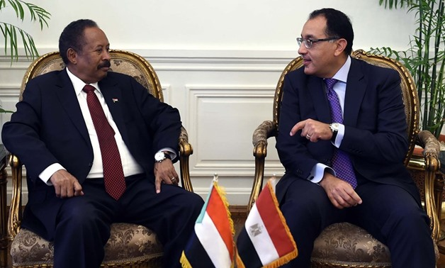 Sudan's PM says keen to benefit from Egypt's economic experiment